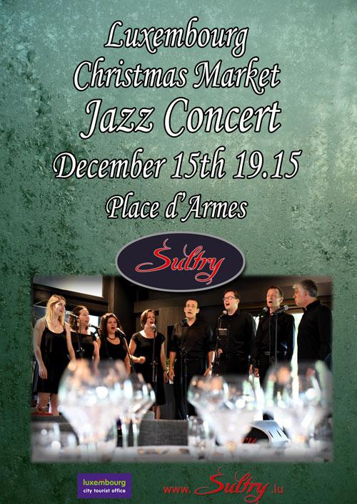 Dec 15 Christmas Concert Poster